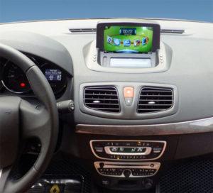 Диагностика и электрика Renault Fluence