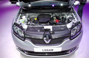 Сервисное обслуживание двигателя Рено Логан