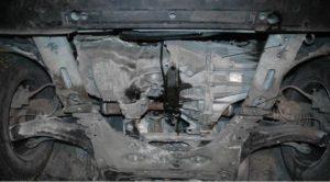Трансмиссия и сцепление Рено Меган II