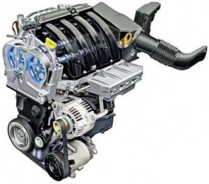 Сервисное обслуживание двигателя Рено Сандеро