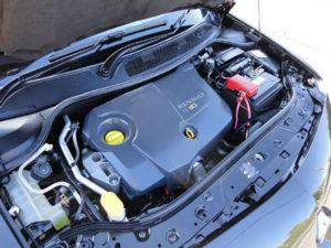 Ремонт двигателя Renault Scenic II