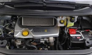 Сервисное обслуживание двигателя Рено Эспейс