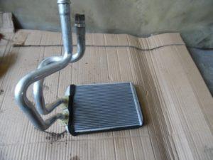 Охлаждение и отопление Renault Kangoo