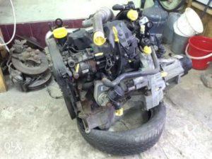 Ремонт двигателя Renault Kangoo
