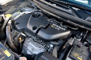 Ремонт двигателя Renault Koleos