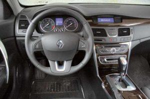 Диагностика и электрика Renault Latitude