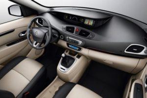 Диагностика и электрика Renault Scenic