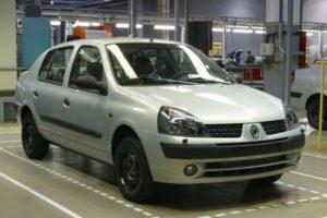 Трансмиссия и сцепление Renault Simbol