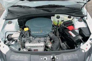Сервисное обслуживание двигателя Рено Симбол