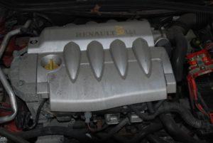 Сервисное обслуживание двигателя Рено Меган