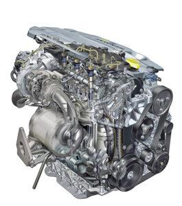 Ремонт двигателя Renault Laguna III