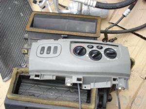 Охлаждение и отопление Renault Trafic
